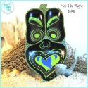 Hei Tiki Night (Painted Bowl) - TB1441