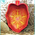 Henna Style Heart Bowl TB1715 'To You'
