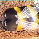 Bumble Bee Ring Dish TB1735 'Bee Left'