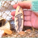 SOLD. Hammerhead Ornament DWOR14