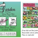 'My Mother's Garden' adult coloring book - MMG