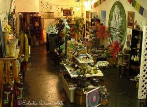 Eclectic Dawn Arts store in St. Petersburg, FL