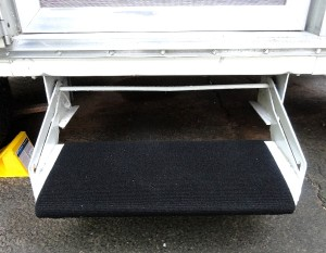 Outrigger RV Step RUgs
