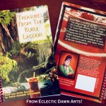 Dawn's tiki drink and recipe book.