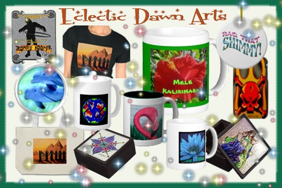 Printed Gifts and Clothing