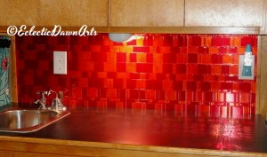 camper backsplash