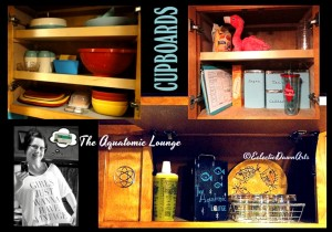 what's in the camper cupboards?