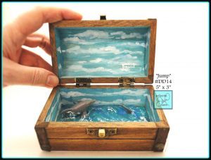 Ocean Diorama by Eclectic Dawn Arts