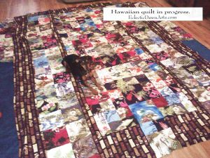 hawaiian shirt quilt