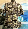 Curated pre-worn Hawaiian shirts at EclecticDawnArts.com