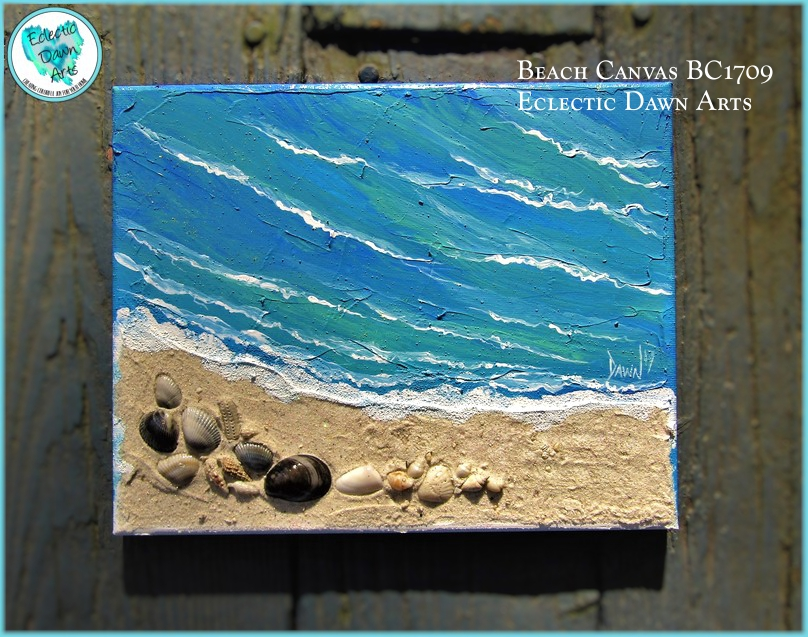 Wall Art Canvas and Paper Art Eclectic Dawn Arts